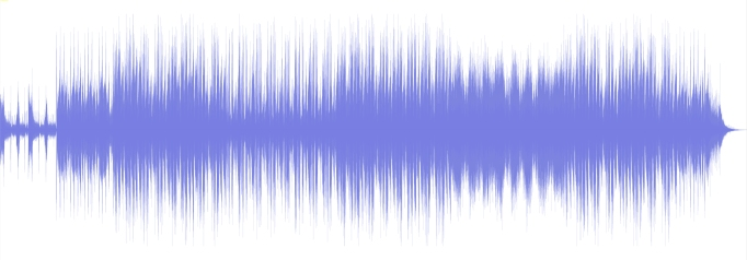Calm Waveform