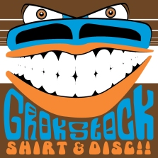 Grokstock Logo (Squared Brown)