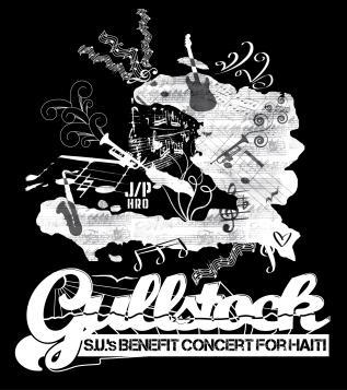 Gullstock Logo (Black)