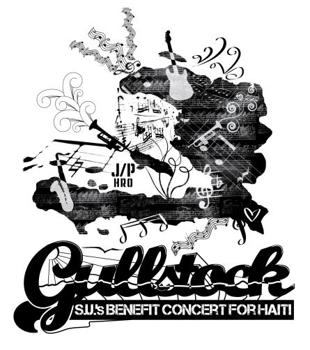 Gullstock Logo (White)