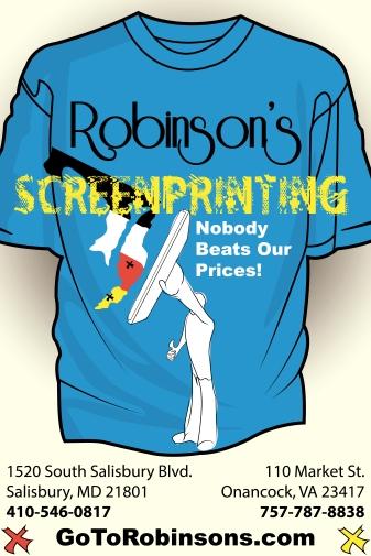 Screenprinting Ad