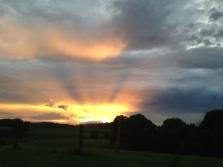 Bel Air Sunset