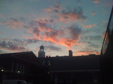 SU Chimney Clouds
