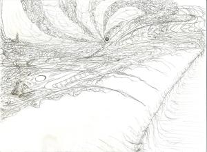(23) Diving Landscape